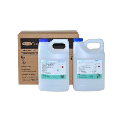 迪曼生物贝克曼化学发光仪清洗液 免疫分析仪清洗液 清洗液配制