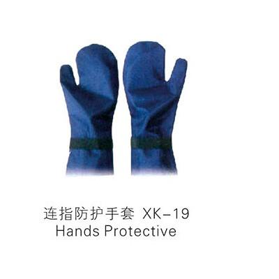 龙翔 XK-19医用放射科附件连指防护手套厂家