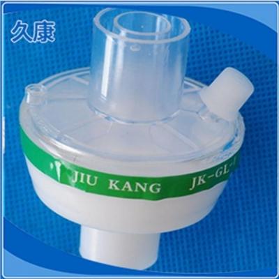 久康医疗一次性使用呼吸过滤器 无菌医用过滤器 复合式人工鼻加湿呼吸过滤器