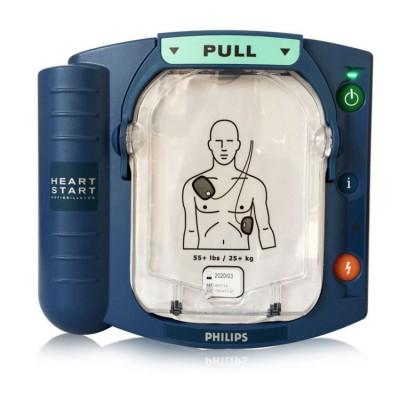 飞利浦自动体外除颤器HS1  AED体外除颤器 企晟医疗飞利浦除颤仪代理
