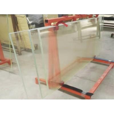山东医用铅玻璃厂家 防辐射铅玻璃 CT/DR室防护铅玻璃