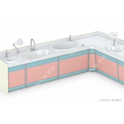 华系医疗 医用液晶显示婴儿洗浴中心 标准型婴幼儿洗浴设备价格