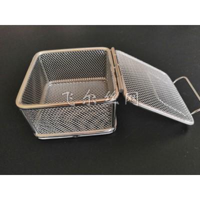 不锈钢精密器械盒精密盒子高密度消毒盒眼科口腔科器械盒