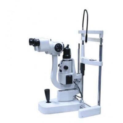 易昀医疗 YZ5X1 医用眼科诊断裂隙灯显微镜厂家 偏光高清裂隙灯显微镜招商