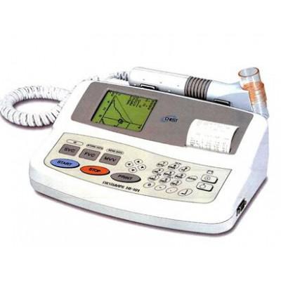 易昀医疗 H-I101便携式肺功能检测仪供应商 医用智能肺功能检测仪价格