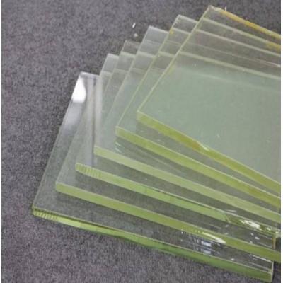 美康防辐射铅玻璃厂家 医用铅玻璃 山东射线防护铅玻璃 X射线防辐射铅玻璃板