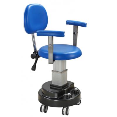 精科奇电动医师椅 电动升降眼科椅 牙科椅 手术椅 医生用凳子 操作椅脚控医师凳