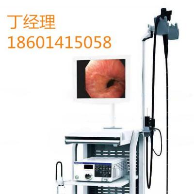 安茂医疗 奥林巴斯电子鼻咽喉镜系统CV-170+ENF-V3+ENF-VH耳鼻喉镜