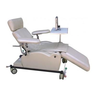 新型电动采血椅厂家 多功能电动采血椅价格 华通新CXA-1 B型电动采血椅