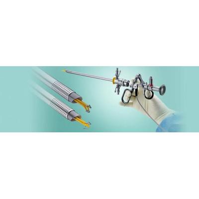 地九电子 医用进口宫腔电切镜 妇科腹腔镜手术电切镜供应商