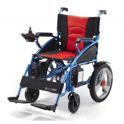永辉 YHW-001B残疾人专用电动轮椅 老年折叠轮椅 老人代步车