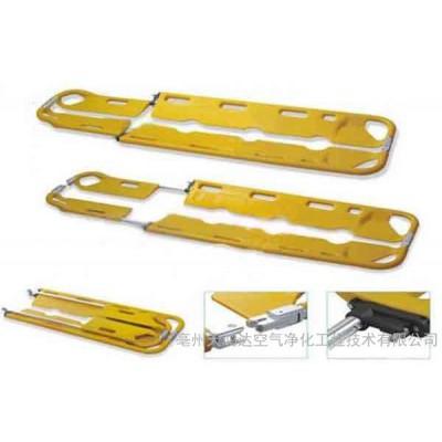铝合金铲式救援担架厂家 天鸿达铲式担架 伸缩折叠担架价格