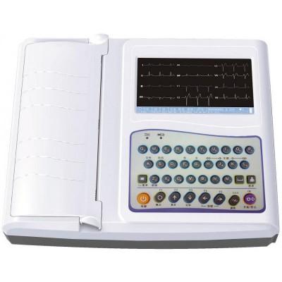 河北三会石供应ECG-3312B数字十二道心电图机
