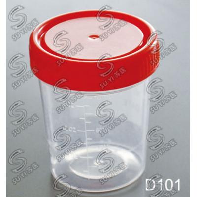苏医医疗螺旋盖量杯 120ml螺旋盖量杯 D101,D102螺旋盖量杯
