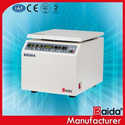 凯达 GL21M立式高速冷冻离心机 可带连续流转子离心机厂家