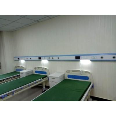 双昶 医用ICU中心供氧铝合金设备带 中心供氧系统厂家
