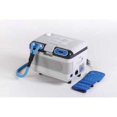 全自动脉动加压冷热敷机BS200-4冷敷机价格 国明医疗加压冷热敷机厂家