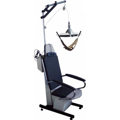 华行JQY-IB颈椎椅颈椎牵引治疗仪电脑程控椅热疗椅