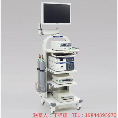 原装奥林巴斯全新进口电子腹腔镜S190系统 安茂医疗高清电子腹腔镜