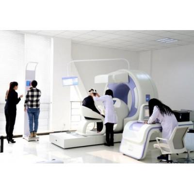 首批治未病HRA健康风险评估系统 惠斯安普全身体检设备 高端体检设备