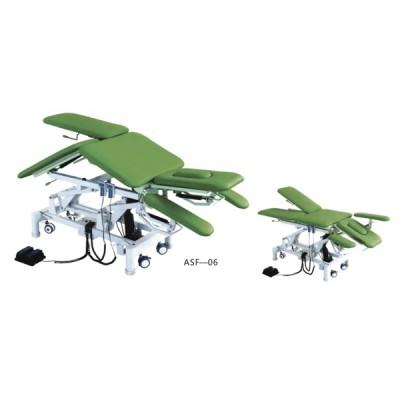 爱普达 ASF-06针刀整脊手法专用床 多体位手法整脊治疗床价格