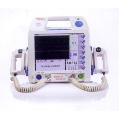 柏威医疗 DG5000瑞士席勒双相波除颤监护仪 彩屏多脉冲除颤监护仪报价