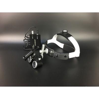 碧雅头箍式放大镜 YLD-ES2头箍式放大镜 二代头箍式放大镜2.5X 3.5X