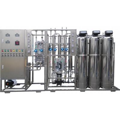 优普 ULPS临床检验定制型超纯水系统 全自动医用超纯水处理设备厂家