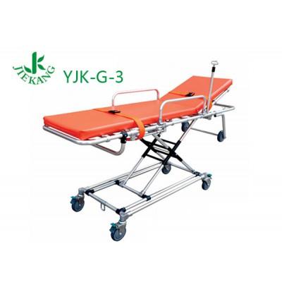 江苏捷康铝合金救护车担架YJK-G-3 医院用救护车担架