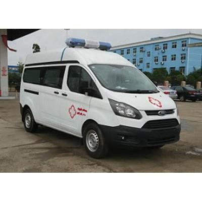 程力威牌CLW5030XJHJ5型救护车 远诚长途救护车