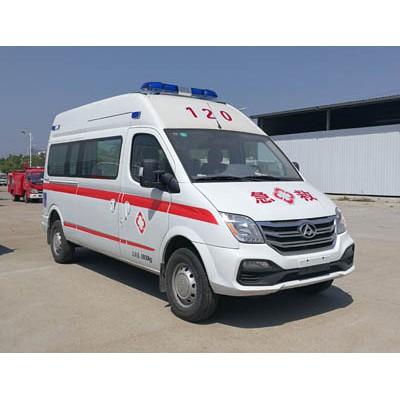 聚尘HNY5049XJHS型救护车 远诚救护车厂家 急救车厂家