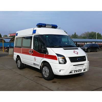 V348长轴救护车 新诚医院救护车 120救护车厂家 医疗救护车