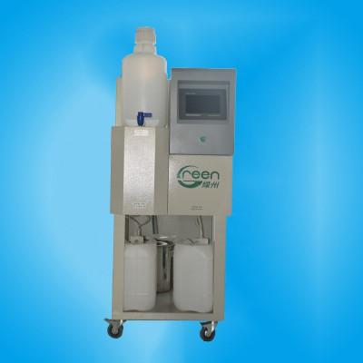 绿州牌消毒粉投加装置 消博士活性氧加药设备 全自动加药装置