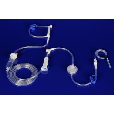 精密输液器 康友精密输液器 一次性使用精密过滤输液器带针