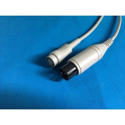 瑞迪迈6PIN转迈瑞有创压电缆 ADB-6P-MD通用6PIN转迈瑞有创压电缆