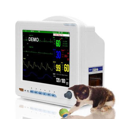 施博瑞动物床旁监护仪动物监护仪 兽用多参数监护仪厂家