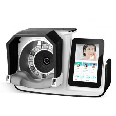 朗黛面部皮肤分析仪 智能面部皮肤分析仪 智能魔镜面部皮肤分析仪M6