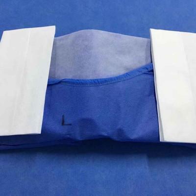 迈德普斯加强灭菌手术衣 一次性手术衣价格 一次性无菌防护服