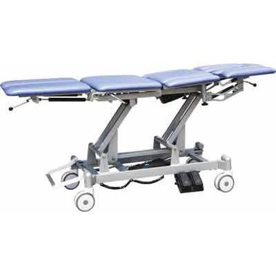中健格美 医用多体位手法治疗床 可调式多体位康复训练床厂家