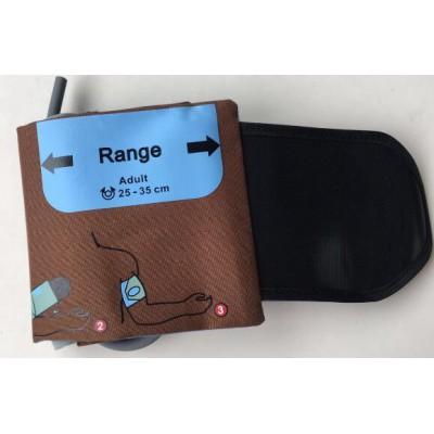 惠仁科技 兼容伟伦 顺泰成人动态血压袖带 棉质柔软透气带内衬 中号和大号