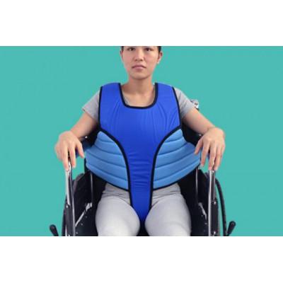 蒙泰 D-004-04轮椅多功能约束背心 新款约束带批发轮椅防摔保护服招商