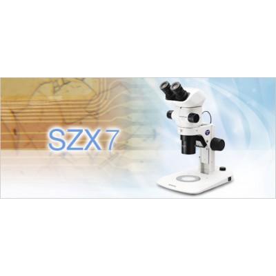 西恩士 SZX7奥林巴斯体视显微镜 医用临床级解刨显微镜价格