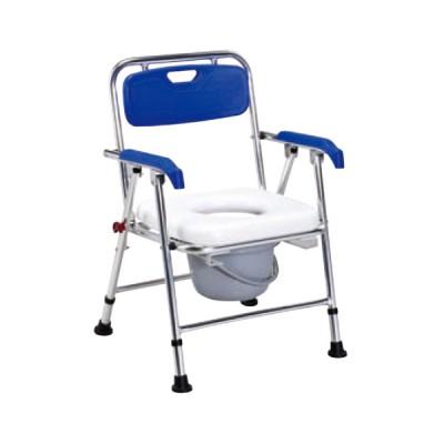 康健泰 KJT-SS715医用坐便椅 不锈钢加厚老人坐便椅价格