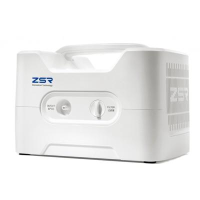 正生瑞压缩式雾化器ZSR-MCN-01 压缩空气经过雾化器说明