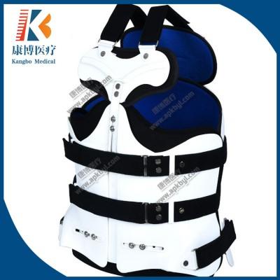 供应可调式胸腰椎固定支具 康博胸腰椎固定矫形器 胸椎胸部骨折支架