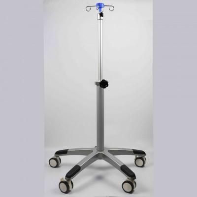 鑫瑞输液泵推车移动输液架 监护仪呼吸机推车生产厂家定制