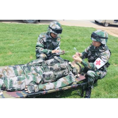 巨成医学 情境化战创伤综合模拟训练系统