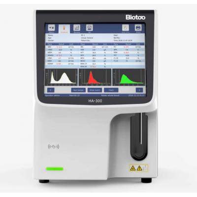 贝丛三分类血细胞分析仪 全自动三分类血液细胞分析仪技术参数