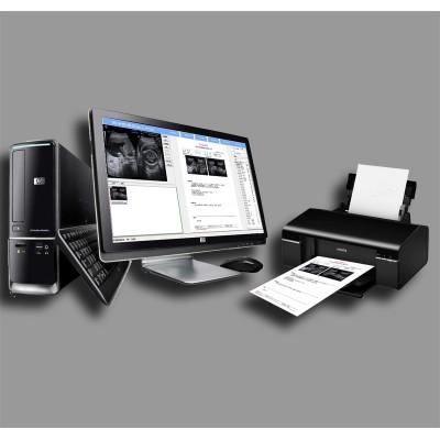 先纳超声影像系统工作站 声医学影像工作站系统 超声工作站软件