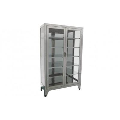华瑞双门器械柜 不锈钢双门器械柜 不锈钢双门器械柜普通式Ⅰ型F011